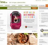 myTime – Online-Supermarkt für Lebensmittel