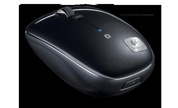 Logitech M555b – ideale Laser-Maus mit Bluetooth fürs Notebook