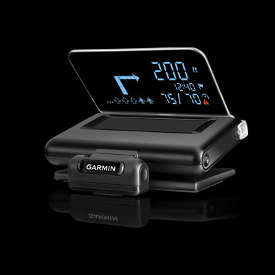 Garmin HUD – Head-Up-Display als Erweiterung fürs Navigationssystem