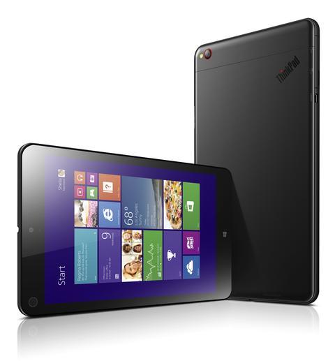 Lenovo Thinkpad 8 vs. Asus VivoTab 8 – 8-Zoll Tablets mit Windows 8.1 im Vergleich