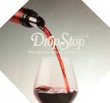 DropStop Weinausgießer – Die kleine Folie gegen tropfende Weinflaschen